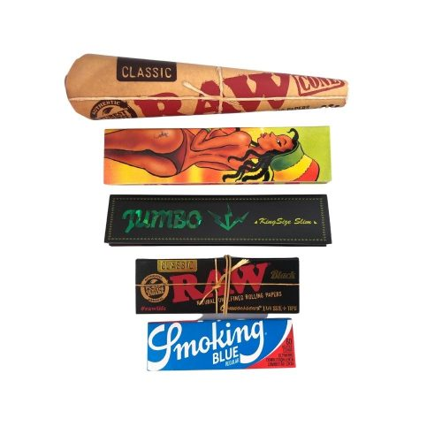 Rolling papers / Tips and Cones