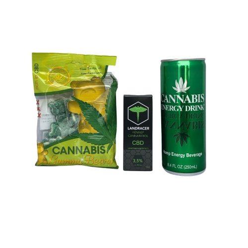 Cannabis en CBD producten